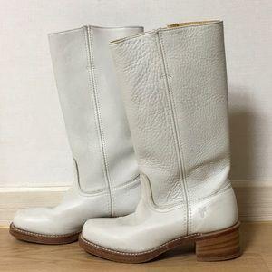 Frye Campus 14L Boots, Sz 8M